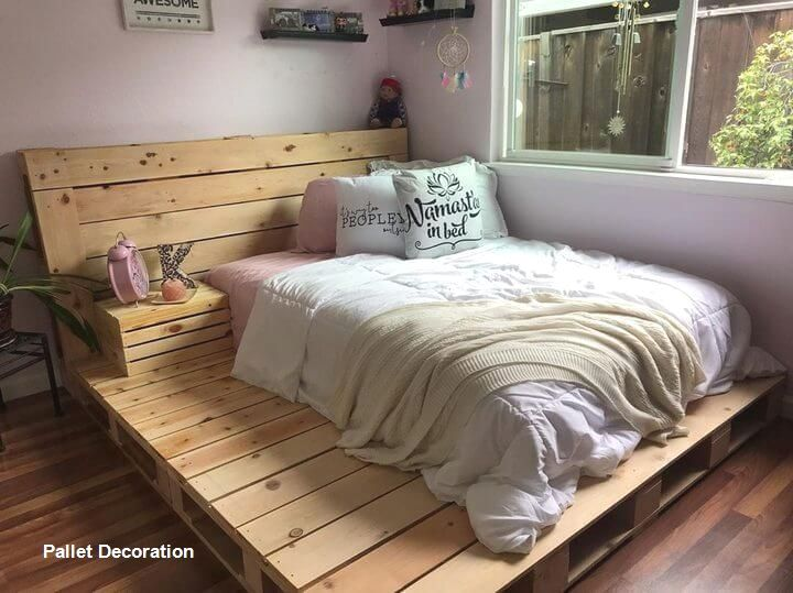 17 Pallet Furniture Ideas For Extraordinary Interior Designs In