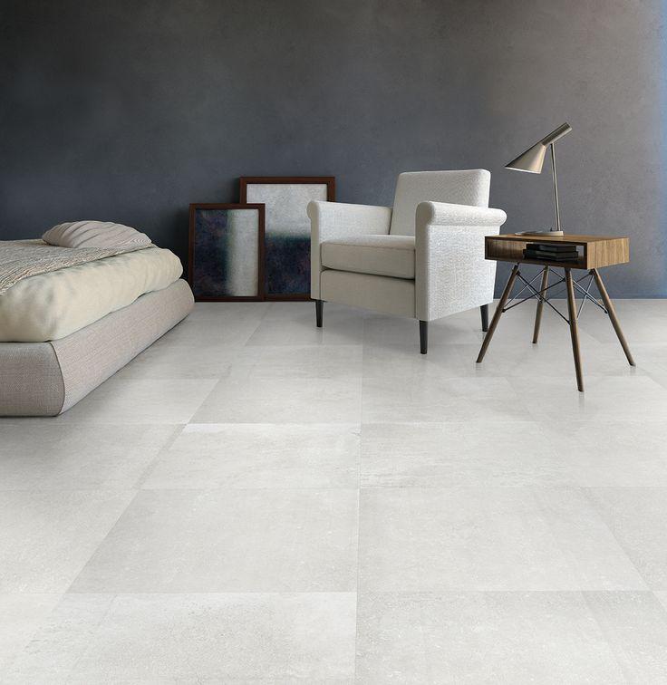 TERRATINTA Stonedesign chalk matt 60x60 - tegels carrelages tiles - vloer sol floor