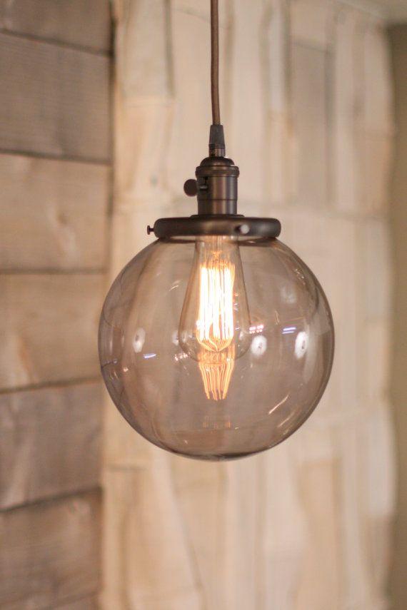 Replacement Globe Pendant Light Fixture