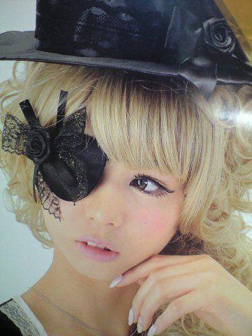 ☆眼帯キャラ☆の画像 | メイク大好きゆきぷぅの変身ブログ