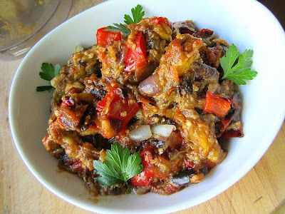 about Roasted Eggplant Dip on Pinterest | Roast eggplant, Eggplant dip ...