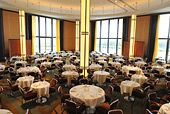 Kennedy Center Brunch, Roof Terrace Restaurant. Bottomless mimosas. I want to go to there.