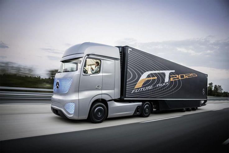Беспилотный грузовик — В мире — Реклама и Маркетинг - Приморский край - Владивосток