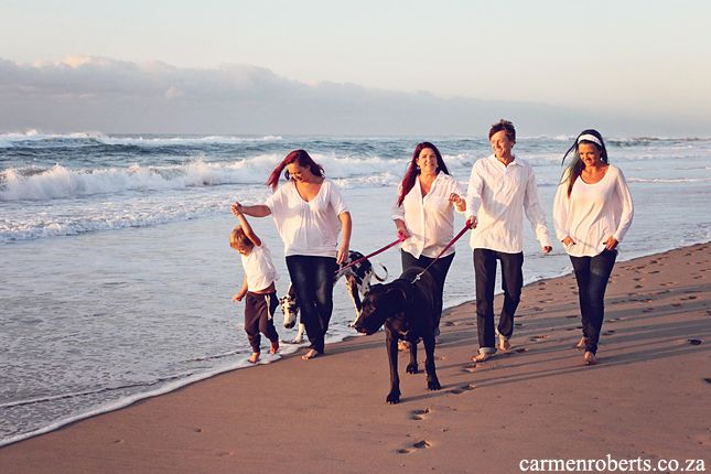 Carmen Roberts Photography, Hay Family, Such a happy family .. dogs included!