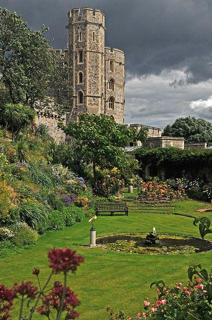 Windsor Castle   via Flickr