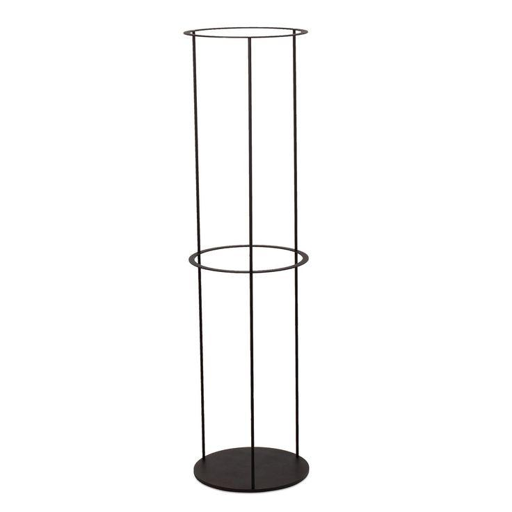 Comprar lámpara bonita de jardín modelo Versus de Faro grande | Comprar Postes y Balizas con LED #iluminacion #decoracion #diseño #lamparas #exterior #jardin
