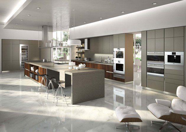 Cuisine Moderne Design Italienne.Cuisine De Design Italien En 34 Idees Par Les Top Marques