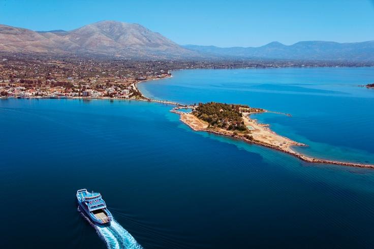 Eretria, Hellas