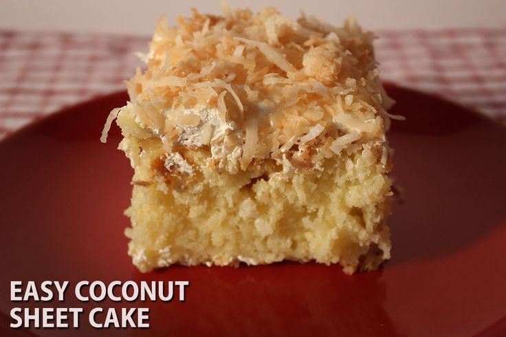 Sheet Cake Is A Grassroots Movement