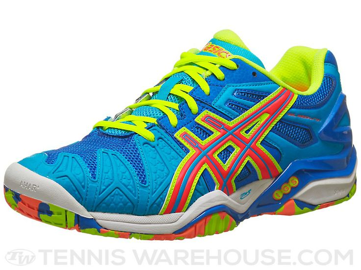 New #Asics Gel Resolution 5 colors!