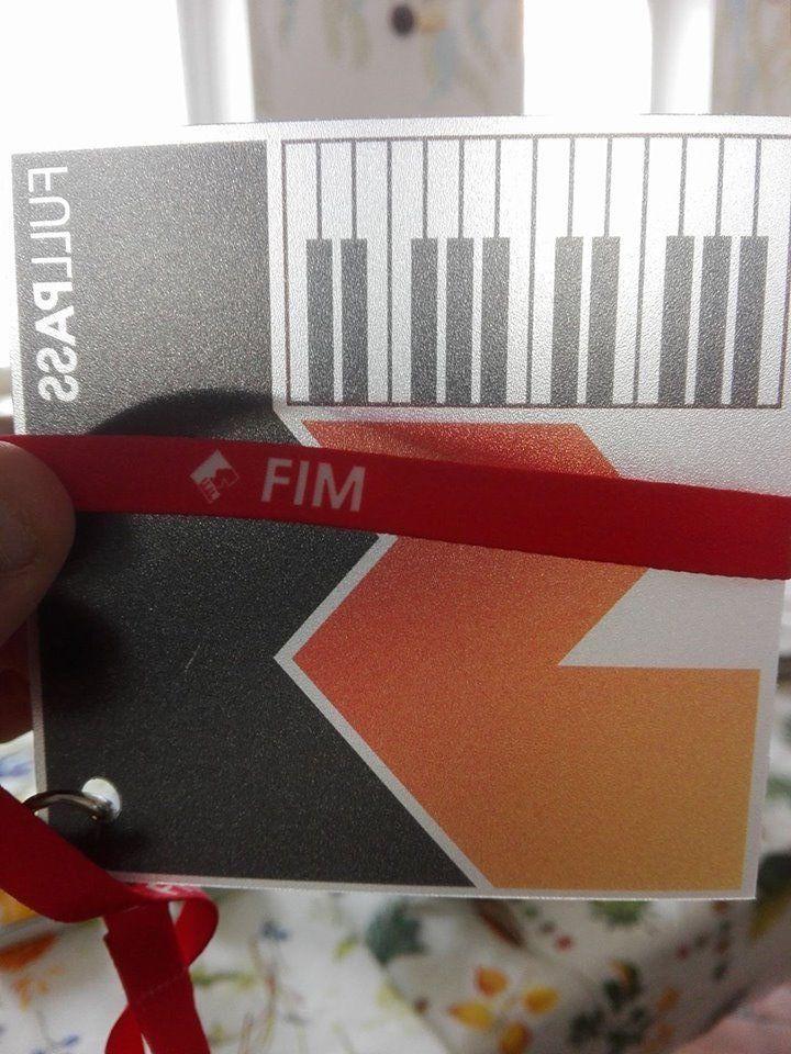 Il logo del FIM è un logo riconosciuto tra i professionisti della musica. #FIM #Fieradellamusica #Musica #Musicisti #Band #fimawards #premiomusicale #fierainternazionaledellamusica #strumentimusicali #scuoledimusica #etichettediscografiche #fimfiera