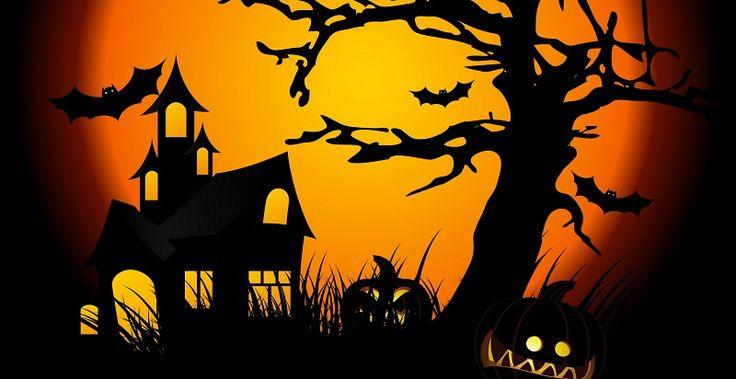 Des idées de petits jeux effrayants à faire avec des enfants ou en famille pour Halloween !!