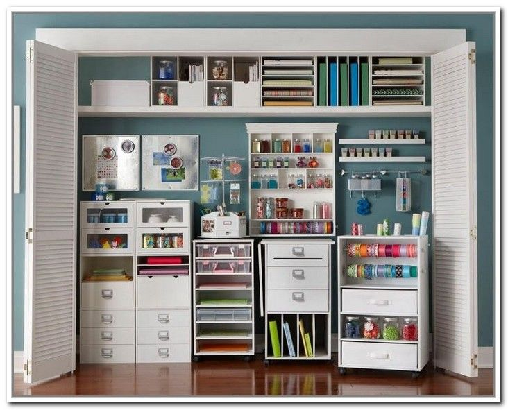 Craft Room Organizer Systems: 25+ Best Ideas About Recollections Craft Room Storage On