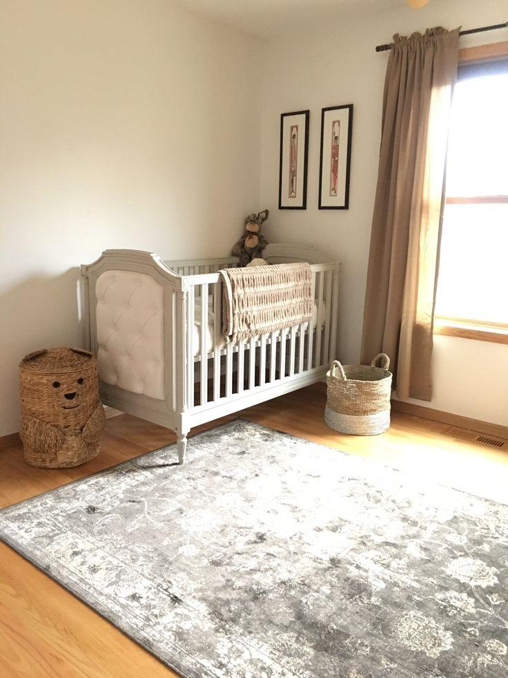 Transitional nursery decor - it's a boy!!!