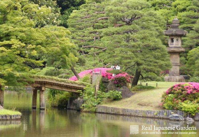 inspiring japanese garden awards media modern zen | Famous Gardens Tokyo Area | Real Japanese Gardens ...