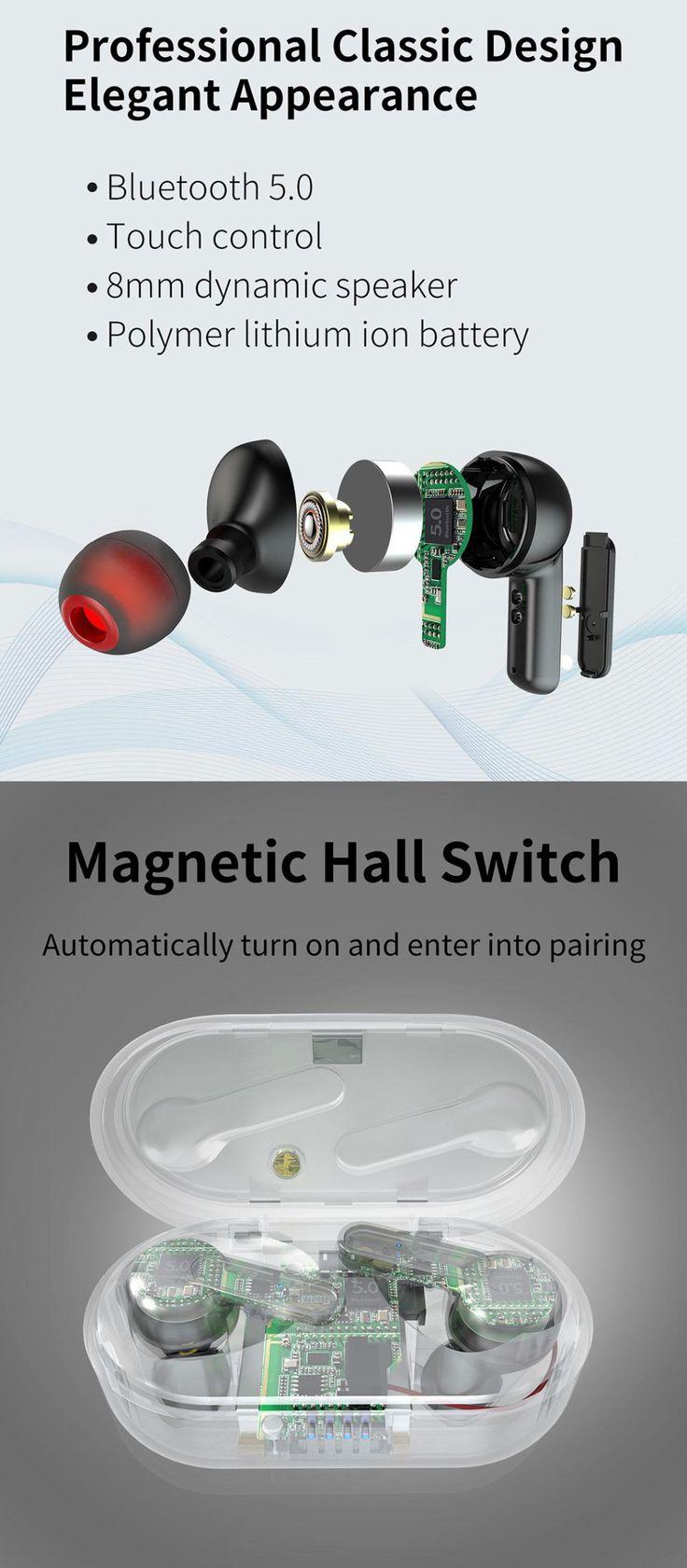 TWS True Wireless Mini Sports Waterproof Handsfree Mobile