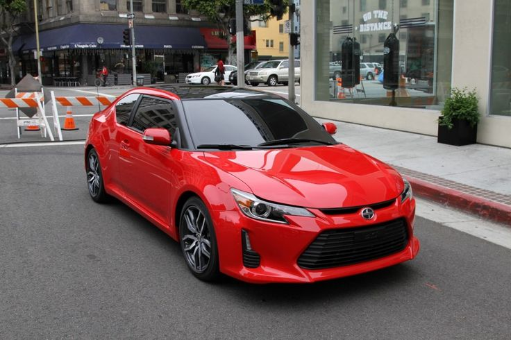 A Behind the Scenes Look at the 2014 Scion tC Print Shoot.