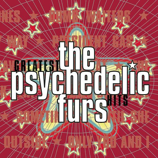 The Psychedelic Furs - The Ghost In You - YouTube