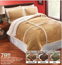 set sherpa collection micro comforter reversible chocolate down mink micromink alternative chezmoi