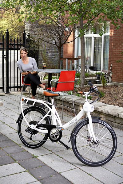 Solex Electric Bikes . Everyone loves it because of  its design and smart looking.