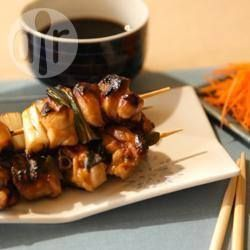 Poulet yakitori @ allrecipes.fr