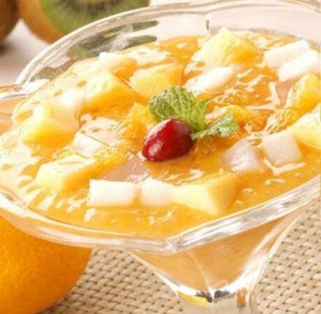 燕窩楊枝金露 (With images) | Recipes, Food, Desserts