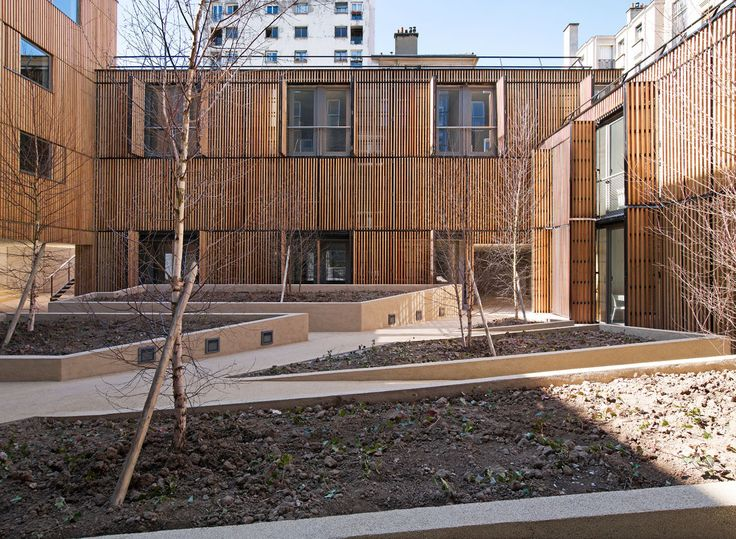 Gallery of Student Residence in Paris / LAN Architecture - 15