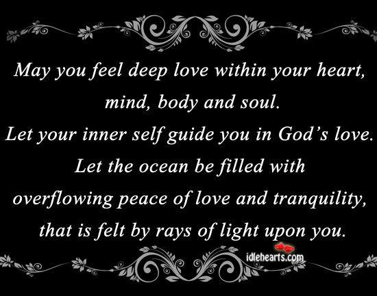 Mind Body Soul Love Quotes. QuotesGram