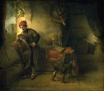 The Self-Portraits of Rembrandt - Study.com