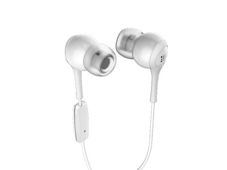 Da kann man nichts falsch machen. JBL steht für ordentliche Qualität und Saturn in dem Fall für den ordentlichen Preis. Ihr bekommt die JBL In-ear Kopfhörer in weiß für nur 14€ inklusive Versand.  #Elektronik #InEar #JBL #Kopfhörer #Musik #Saturn