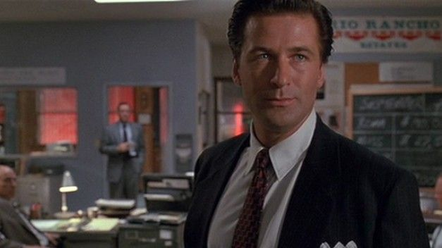 "Glengarry Glen Ross ""Put that cofee down! Coffee is for closers. I don't see any closers here."""