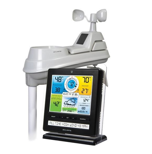 acurite pro weather center manual