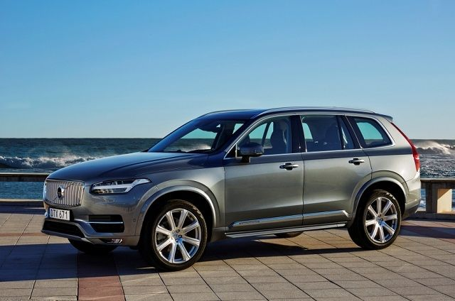 2017 Volvo XC90 is the fan design from 2016 , has actually gone through very little modifications to the outside but the devices in addition to development
