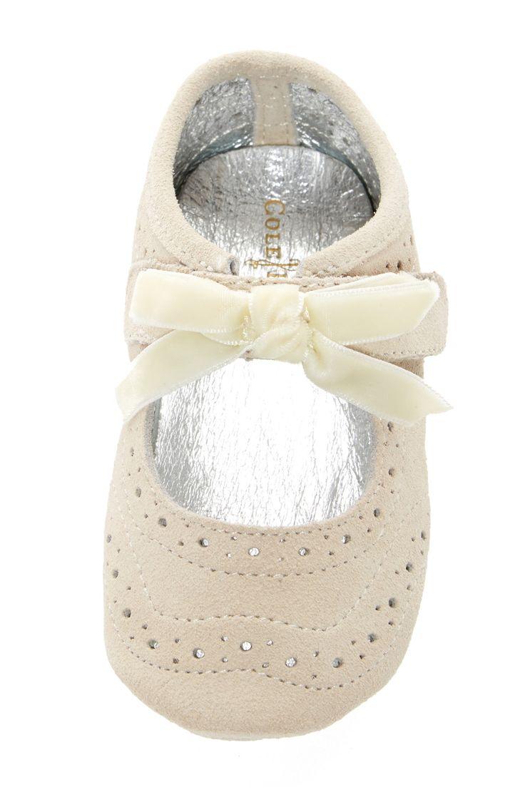 Mini Tie Brogue Shoe