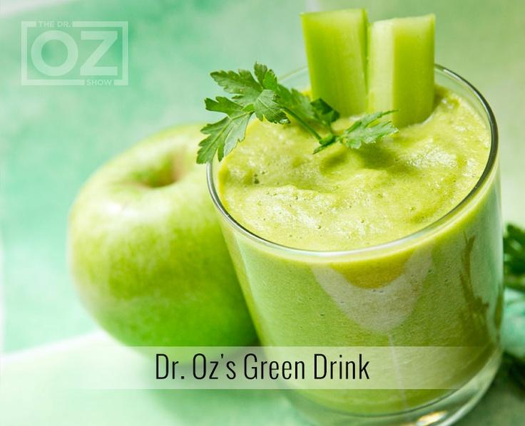 Dr Oz Diet Drink Recipe
