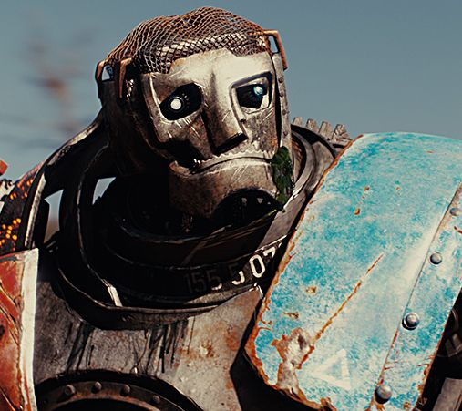 real-steel-3.jpg (507×451) | Robots | Pinterest