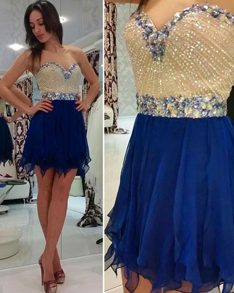 Graduation dresses,Burgundy Homecoming Dresses, Homecoming Royal blue Dresses,Graduation Dresses,2016 Homecoming Dress,Sweety Homecoming Dress