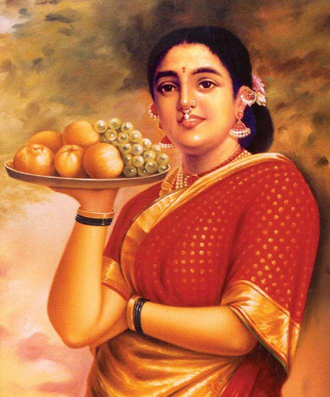 25 Best Raja Ravi Varma Paintings - 18th Century Indian Traditional Paintings   Read full article: http://webneel.com/25-best-oil-paintings-raja-ravi-varma-18th-century-indian-traditional-paintings   more http://webneel.com/paintings   Follow us www.pinterest.com/webneel