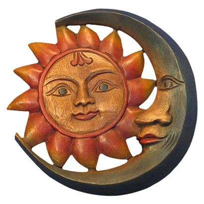 Sun And Moon Wall Art 121 best sun and moon images on pinterest | sun moon stars, sun