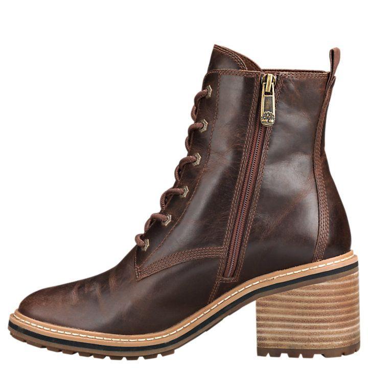Descendencia Gimnasta Perenne  Women's Sienna High Waterproof Boots | Timberland US Store | Boots, Womens  waterproof boots, Women heel boots