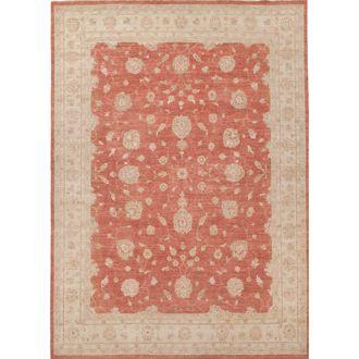 Ziegler rood beige tapijt met vale tinten bij MARCJANSSEN