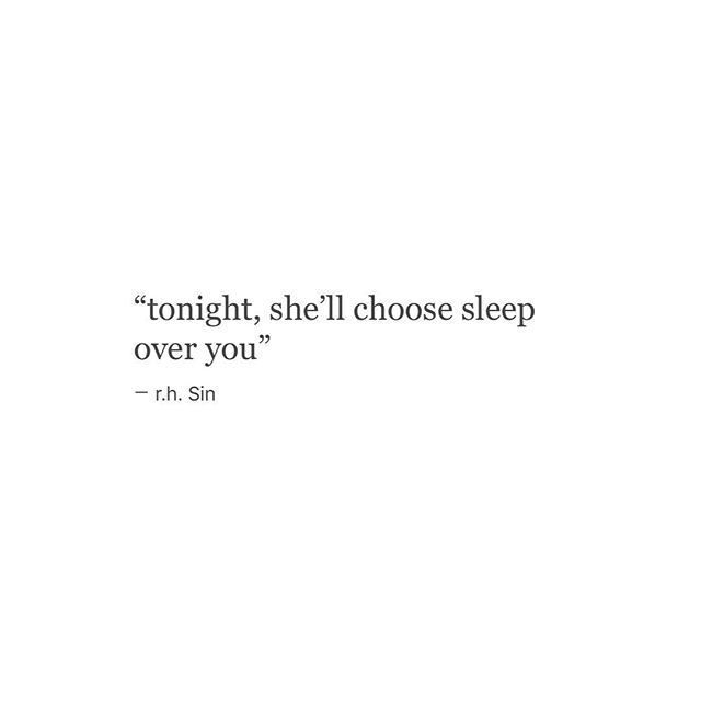 I mean duh, every night.