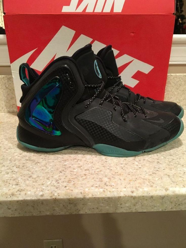 Nike Lil Penny Foamposit size 10.5 #Nike #BasketballShoes