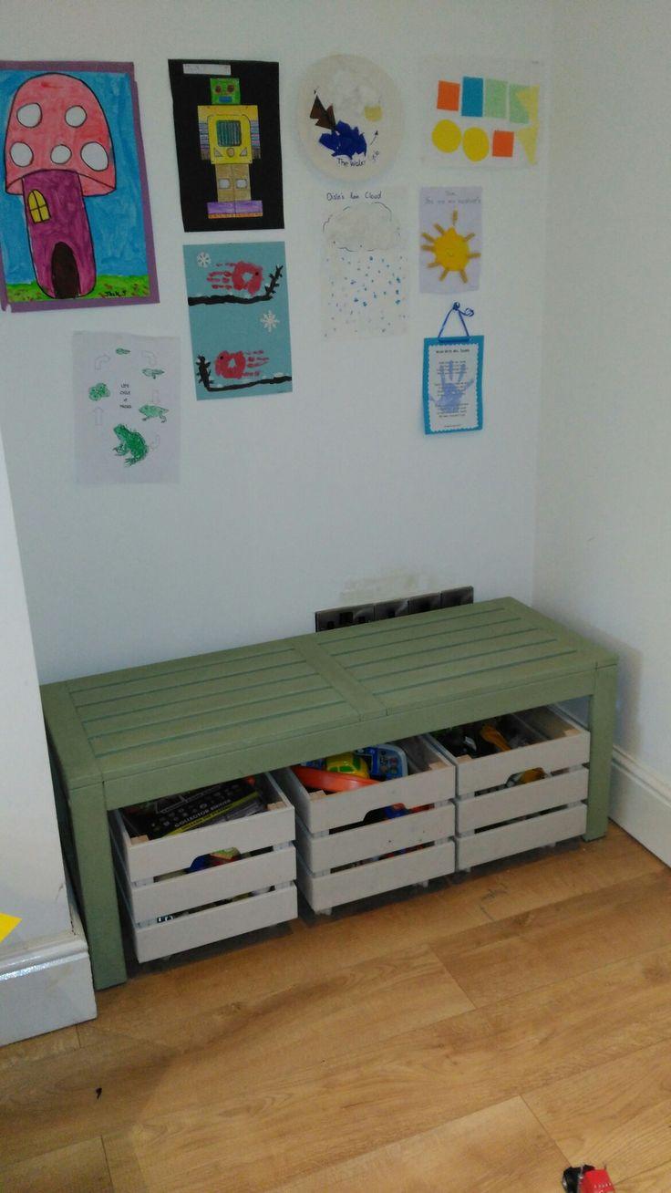 The 25+ best Ikea hack bench ideas on Pinterest | Storage bench ...