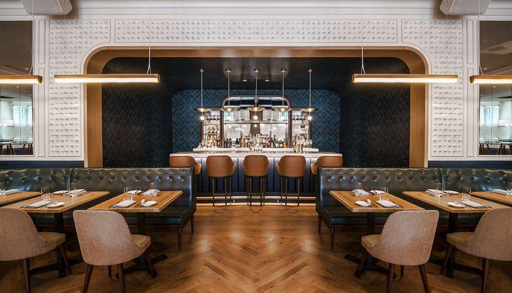 Best restaurant bar ideas on pinterest