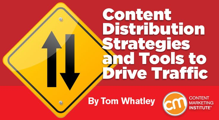 Learn or refresh your content promotion and distribution strategy with these tips – Content Marketing Institute