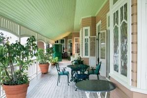 spacious verandah I Queensland Homes | Beaufort Hill