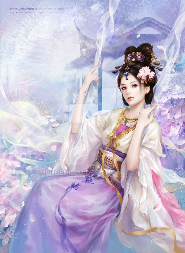 ZiYangHua by phoenixlu on DeviantArt