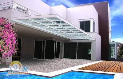 1000 images about telhado de vidro on pinterest madeira - Modelos de toldos ...
