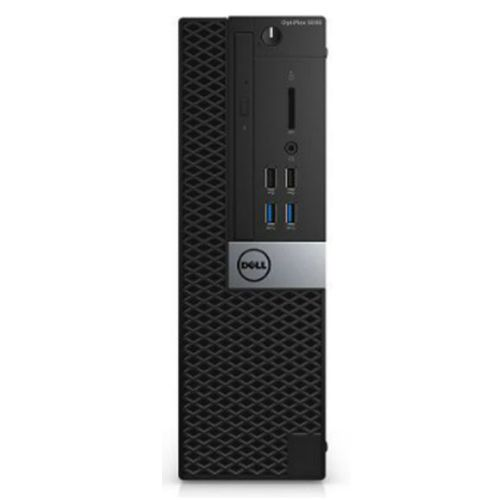 Dell OptiPlex 3046SFF i5-6500 4G 1TB DVD Ubuntu VGA port (SNS34SF007) Specifications CPU Intel® Core™ i5-6500 (6M Cache, 3.2GHz Turbo up to 3.6 GHz) Chipset Intel® H110 Chipset OS Ubuntu...
